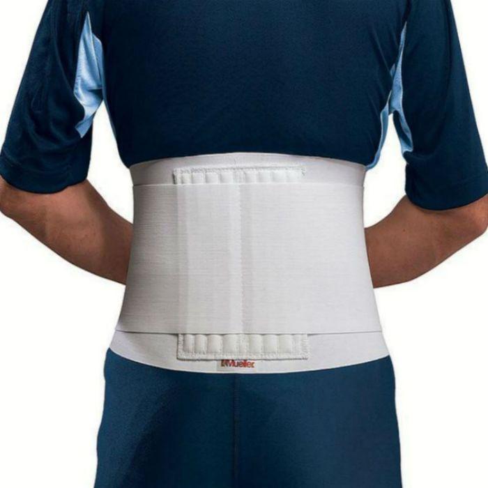 Бандаж на спину (белый) MUELLER 250 BACK BRACE XL
