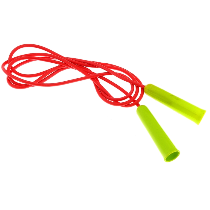 Скакалка спортивная 2,5 м, цвета МИКС
