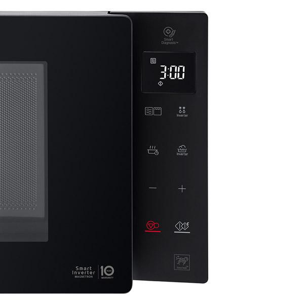 Микроволновая печь LG MH6336GIB
