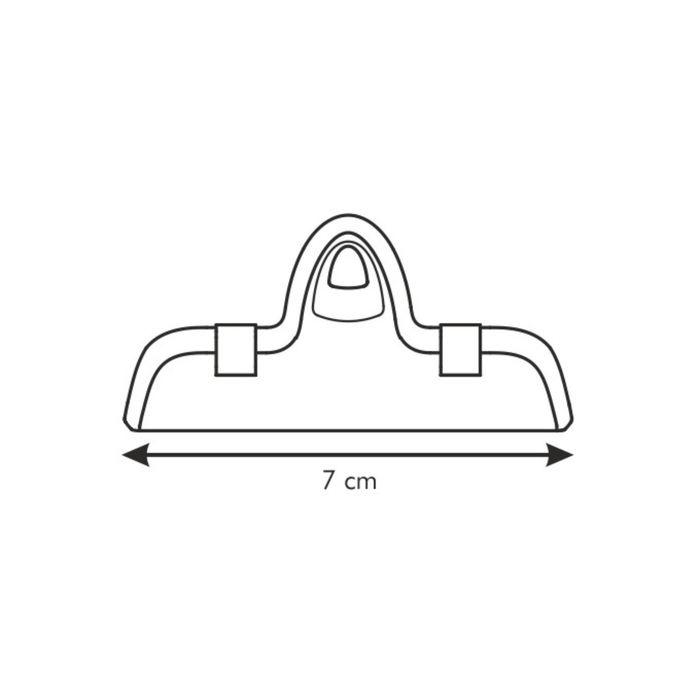 Клипсы для пакетов Tescoma PRESTO, 4 штуки, цвет МИКС