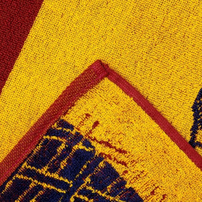Полотенце махровое Авангард 70х140 см, 1497, Теннис МИКС, 420 гр/м