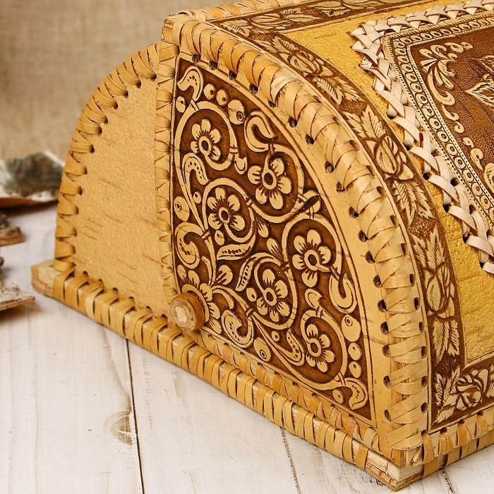Хлебница «Вьюнок», 26х21х15 см