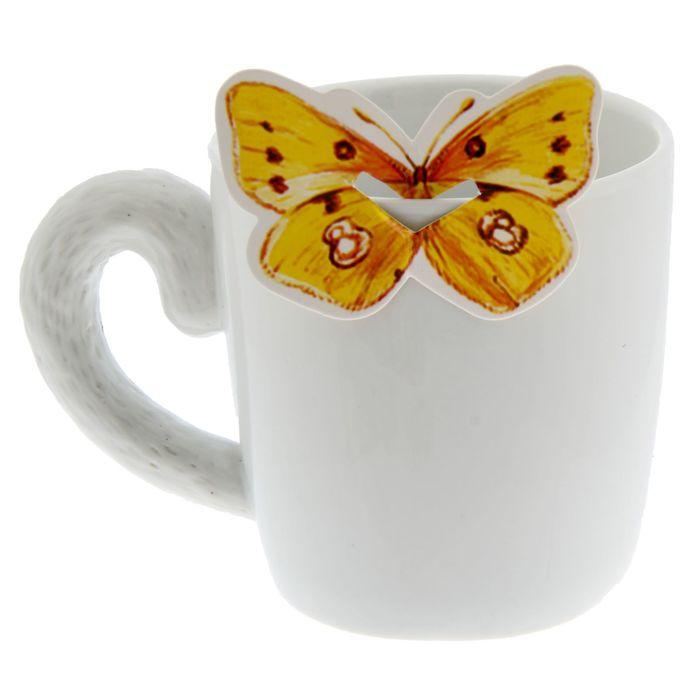 """Домик для чайных пакетиков без европодвеса """"Весеннего настроения"""""""