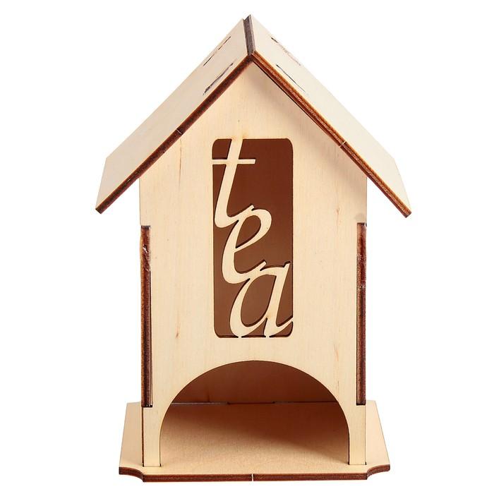 """Чайный домик """"Чай"""" 11х16,9см"""
