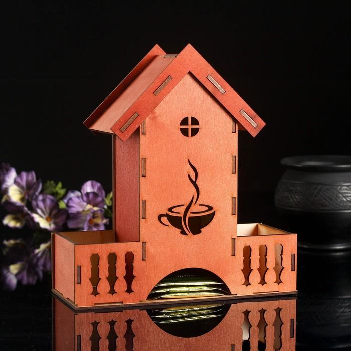 """Чайный домик """"Горячий кофе"""""""