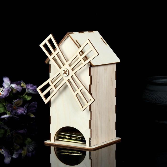 """Чайный домик """"Мельница"""", 11×21см"""