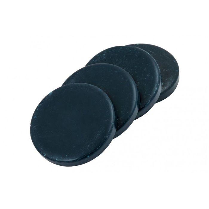 Воск горячий в дисках Allegra Jewels Синий , 1 кг (Азуленовый)