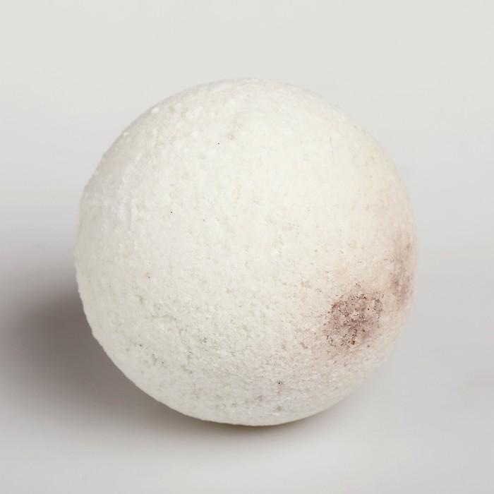 """Бурлящий шар """"Мой выбор"""" на основе Илецкой соли, морской бриз, 140 г"""