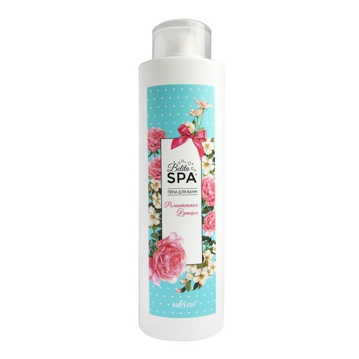 Пена для ванн Bielita belita spa, романтическая франция, 520 мл