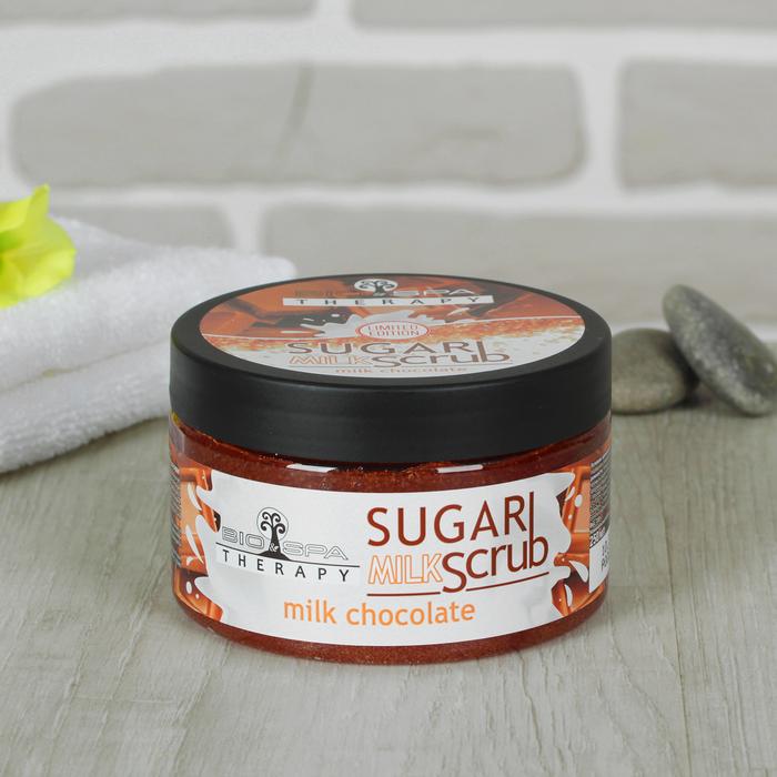 Сахарный скраб Bio&Spa Milk Chocolate, 250 мл