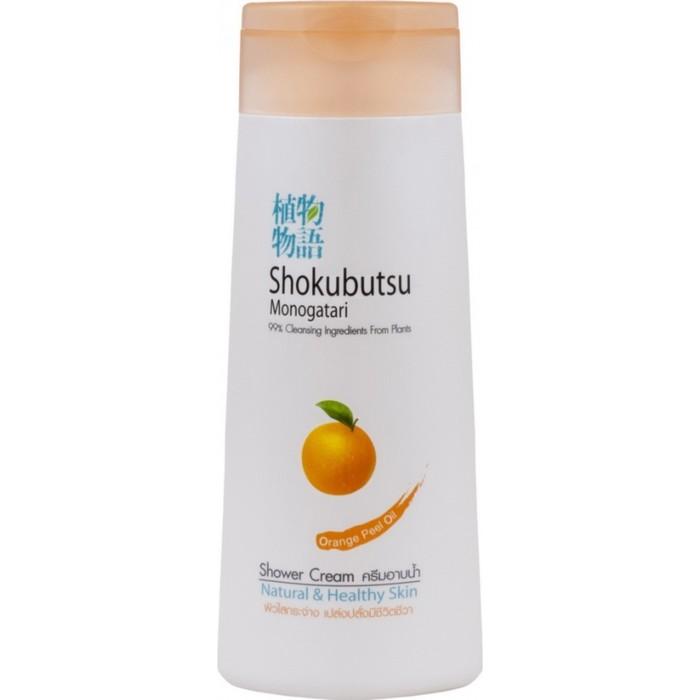 Пенка для тела Shokubutsu с Апельсиновым маслом, 200 мл