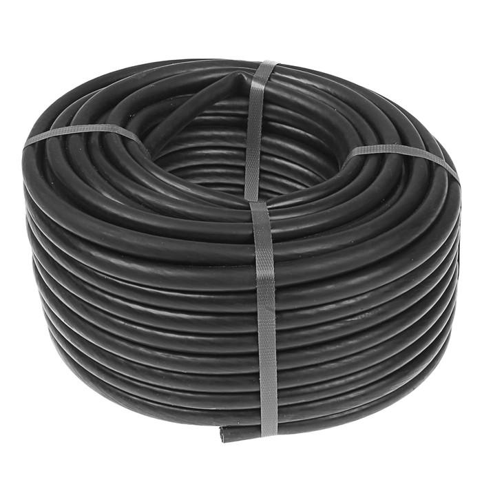 Шланг резиновый, d = 12 мм, L = 50 м, кордовый, «ВОЛЖСКИЙ»