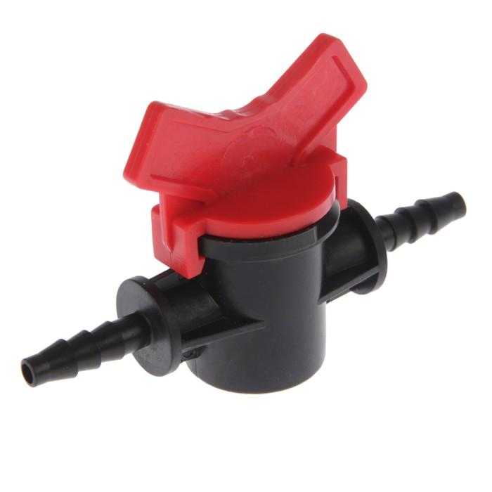 Клапан регулирующий, 5 мм — 5 мм, под капельный полив