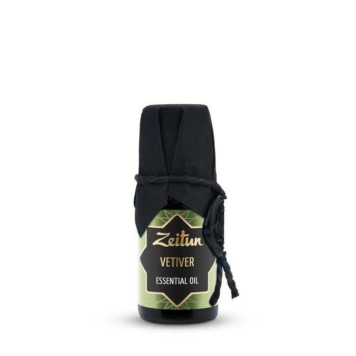 Эфирное масло Zeitun Ветивер, 10 мл