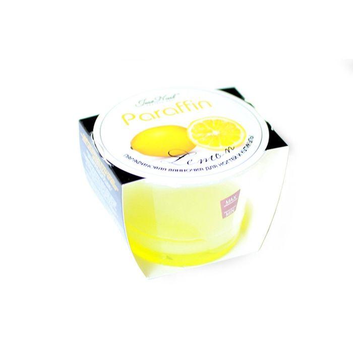 Парафин для пальчиков JessNail SPA Лимон, 65 г
