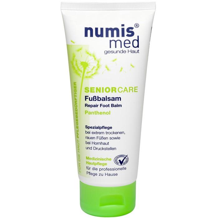 Восстанавливающий бальзам для ног Numis Med Senior Care, 100 мл