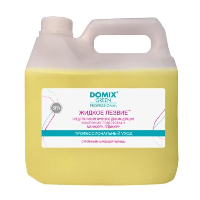 """Средство для ванночек Domix DGP """"Жидкое лезвие"""", 3 л"""