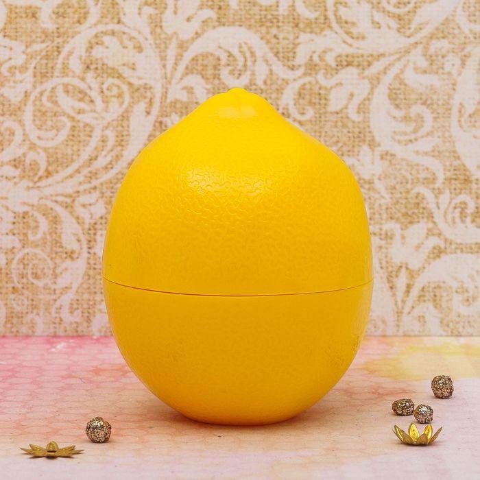 """Крем для рук """"Лимон"""" 35 гр"""