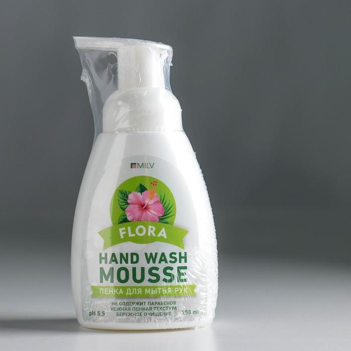 Пенка для мытья рук Milv «Флора», 250 мл