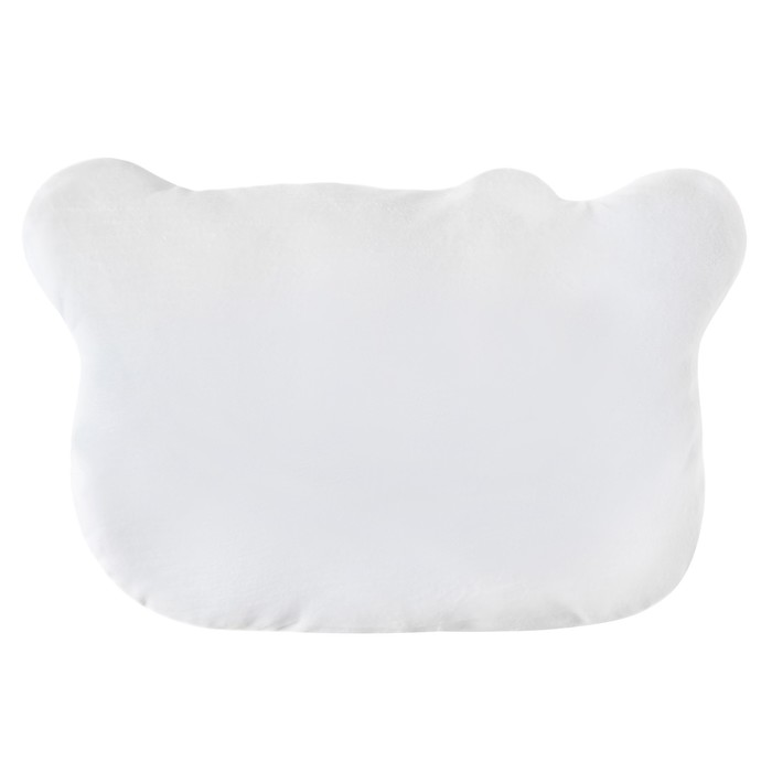 "Подушка декоративная ""Крошка Я"" Панда, 40х30 см, велюр, наполнитель 250гр/м2"