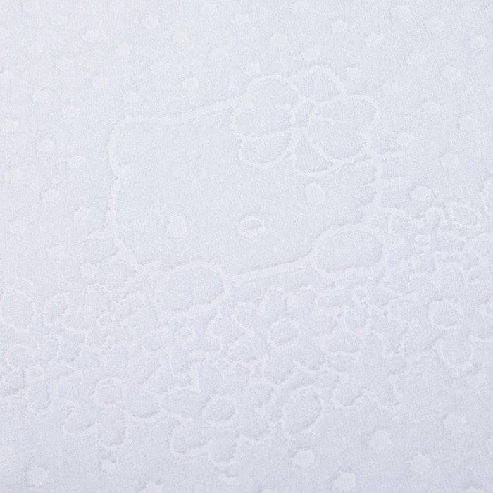 Полотенце детское Hello Kitty 35х70 см, цвет белый 100% хлопок, 400 г/м²