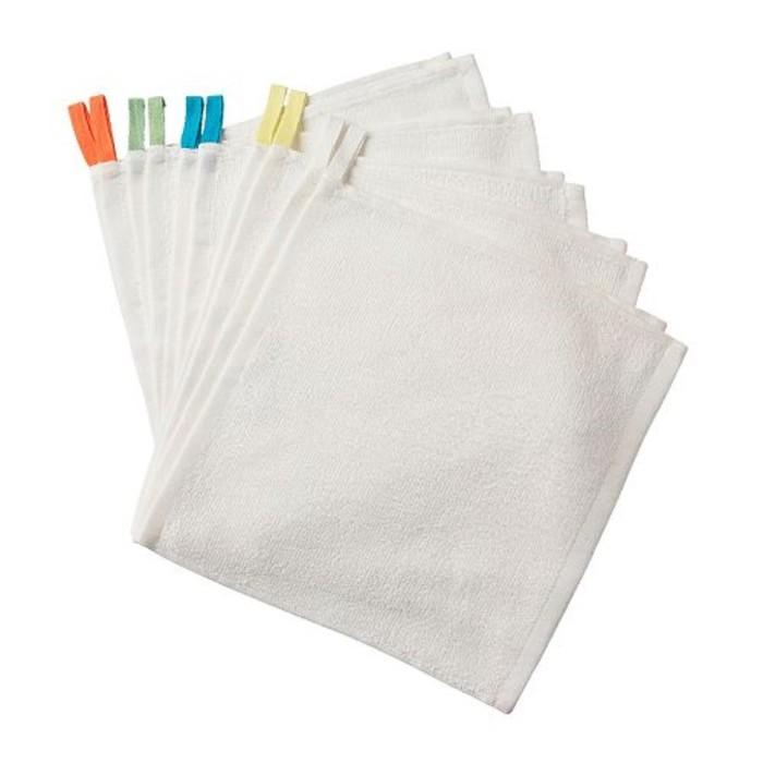 КМП КРАМА, 30 × 30 см - 10 шт, белый