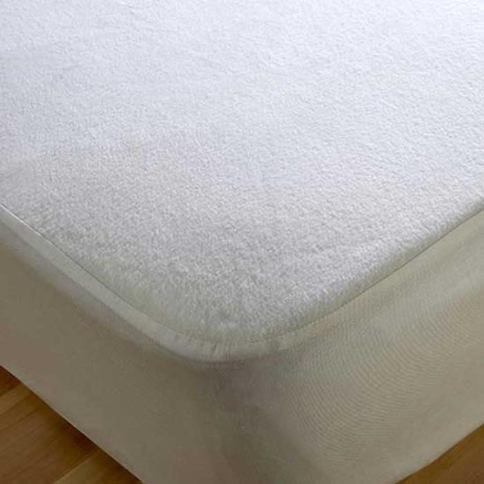 Наматрасник Comfort непромокаемый, размер 160х190 см, высота 30 см