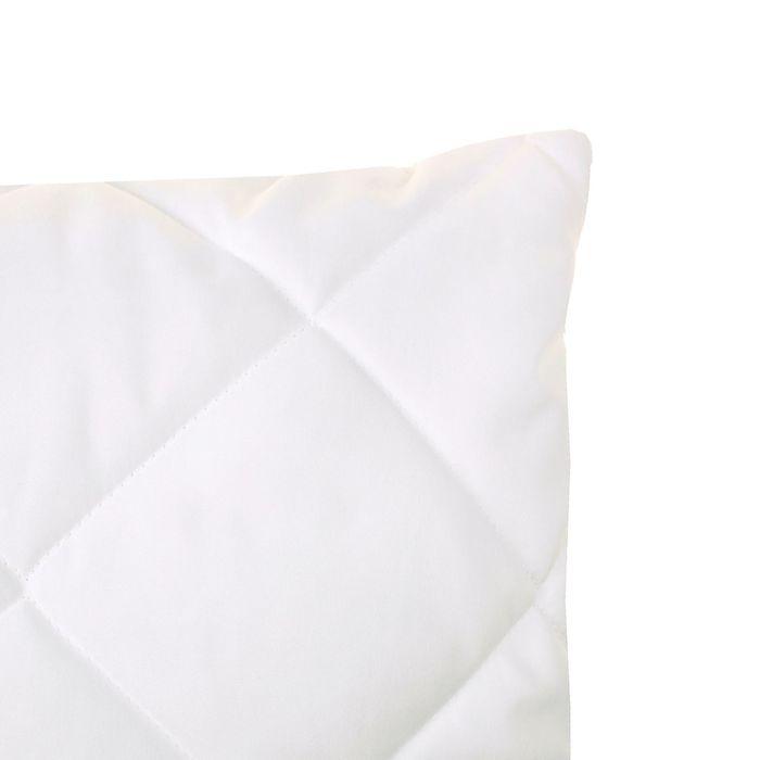 Подушка Мягкий сон 40х60 см, Эвкалипт, п/э волокно, микрофибра 82г/м, чехол МИКС,