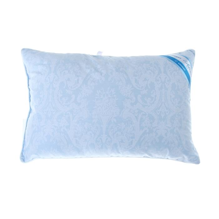"Подушка Адамас ""Лебяжий пух"", размер 40х60 см, чехол поликоттон"