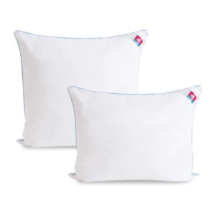 Подушка «Лель», размер 38 × 60 см, тик, белый