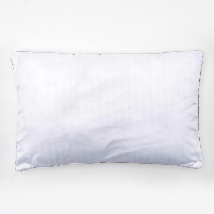 Подушка «Лебяжий пух», 40х60 см, цвет МИКС, микрофибра