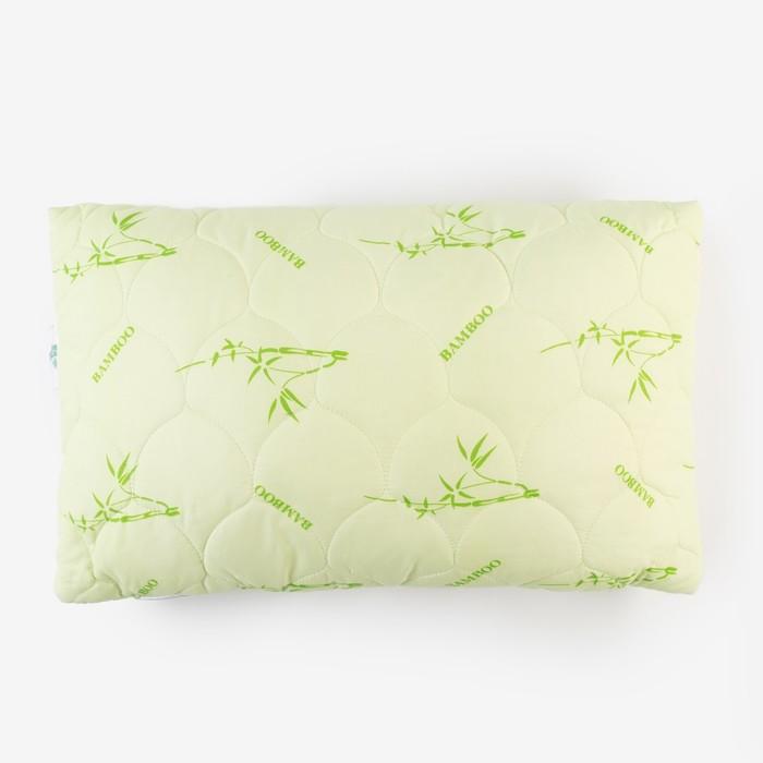 "Подушка ""Бамбук"" полиэстер, размер 40х60 см"