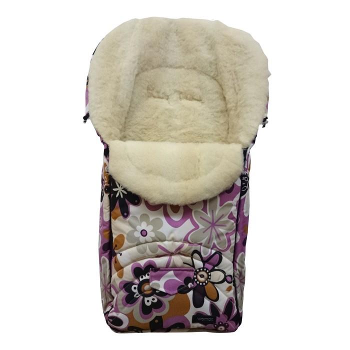 Спальный мешок в коляску Excluzive, 17 цветки