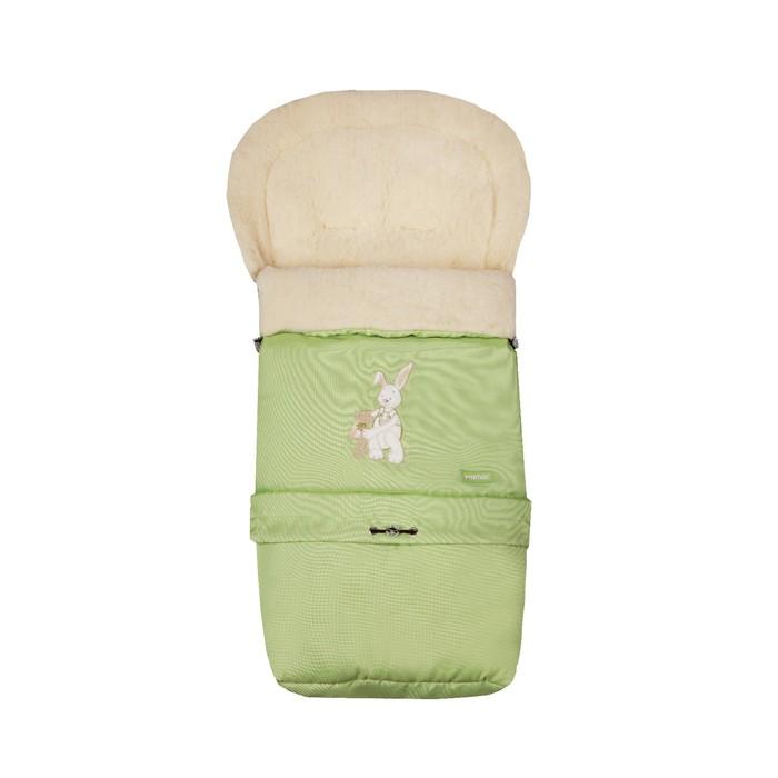 Спальный мешок в коляску Multi arctic, 6 салатовый