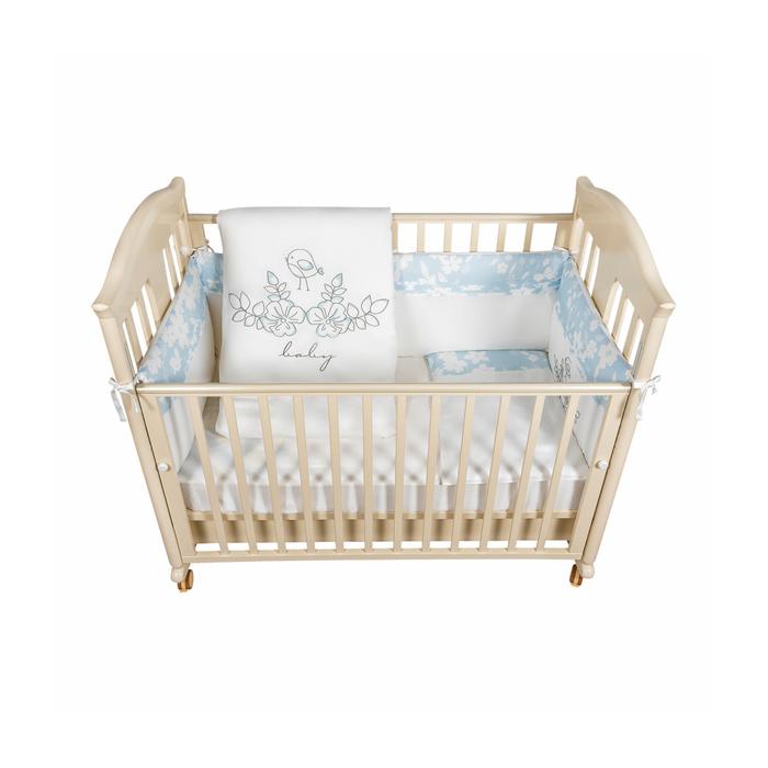 Комплект в кроватку Baby birdie, 6 предметов