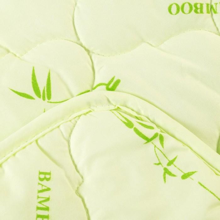 """Одеяло """"Бамбук"""" полиэстер, размер 110х140 см, 150гр/м2"""