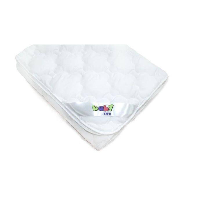 Одеяло Мягкий сон 110х140 см,Эвкалипт 300г/м, микрофибра(эффектом персика)чехол МИКС,