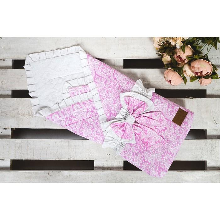 Конверт-одеяло «Элит», размер 93×93 см, розовый