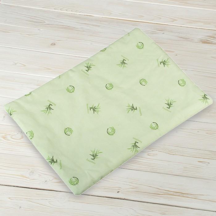 Подушка нестеганая для младенцев «Сладкий сон», размер 40×60 см, бамбук, поплин