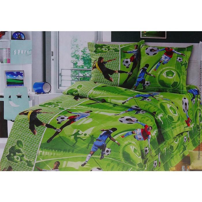 Детское постельное бельё 1,5 сп. «Форвард»