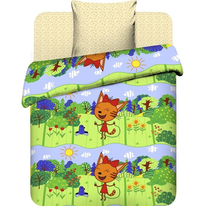 Детское постельное бельё 1,5 сп. «Карамелька»