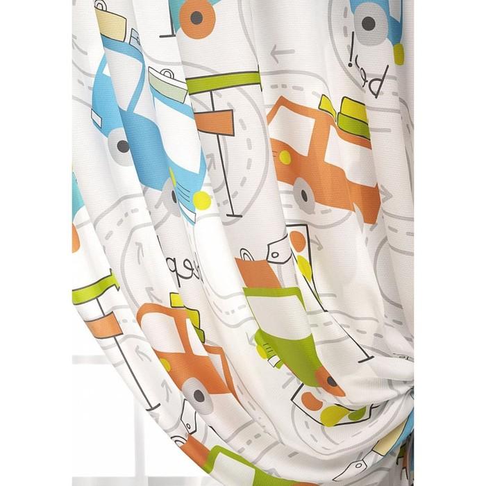 Комплект штор «Акедис-К», размер 150 × 260 см - 2 шт