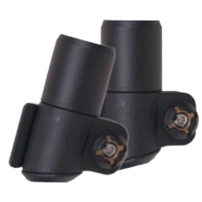 Зажим FastLock 16 мм, для треккинговых палок, 1 пара