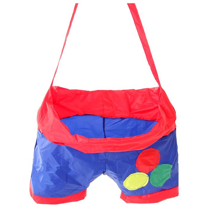 Штаны для игры с шарами детские, d-60, 35х56 см, цвета микс