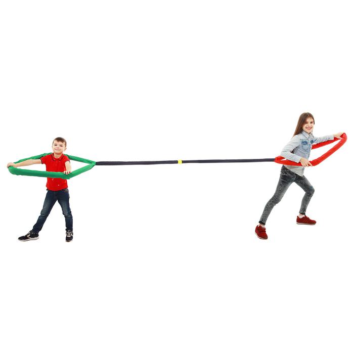Петли для перетягивания, игра «Кто сильнее № 1», длина 2 м, цвета микс