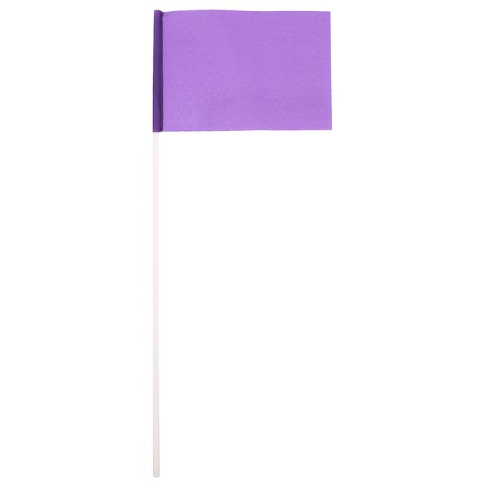 Флажок эстафетный, 10х15 см, цвета микс