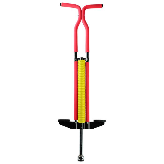 Кузнечик стальной (вес до 40 кг), цвет красный