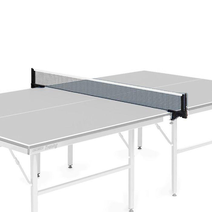 Сетка для настольного тенниса с крепежом, цвет МИКС