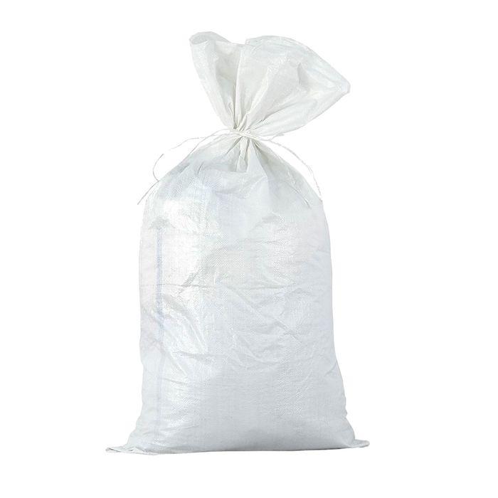 Мешок полипропиленовый 50 х 80 см, белый, 25 кг