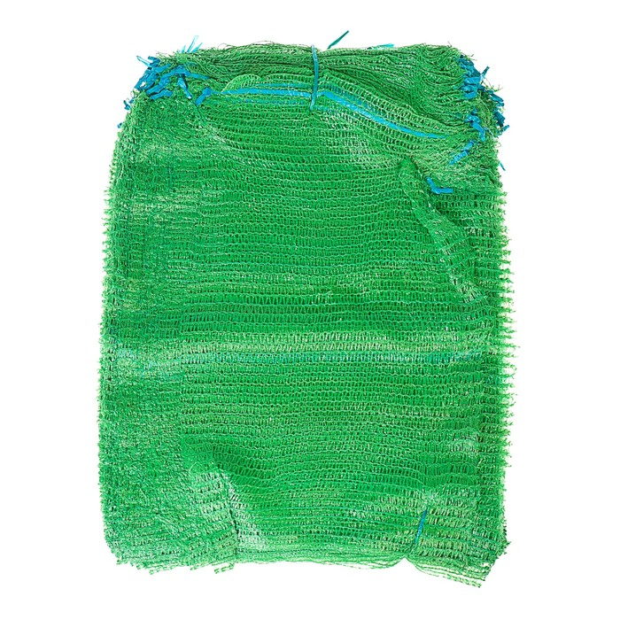 Сетка овощная, зелёная, 35 х 60 см, 15 кг